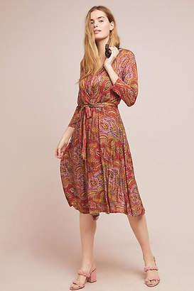 Maeve Paisley Midi Dress