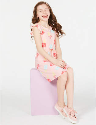 Epic Threads Super Soft Big Girls Ice Cream Fit & Flare Dress