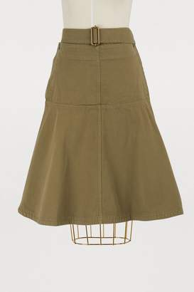 J.W.Anderson Belted skirt