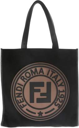 Fendi Logo Tote