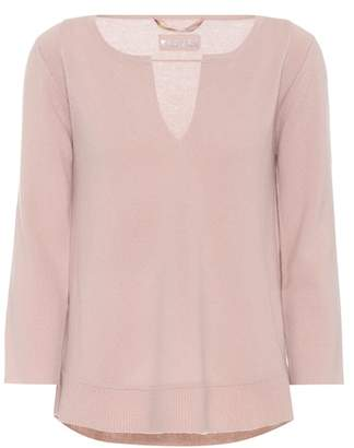 81 Hours 81hours Carmelita cashmere sweater