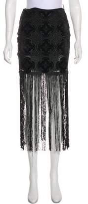 Bec & Bridge Wild West Mini Skirt w/ Tags