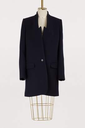 Stella McCartney Kassandra wool coat