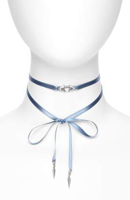 Ben-Amun Deco Wrap Choker Necklace