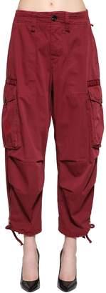Tommy Hilfiger Tommy Oversized Cotton Cargo Pants