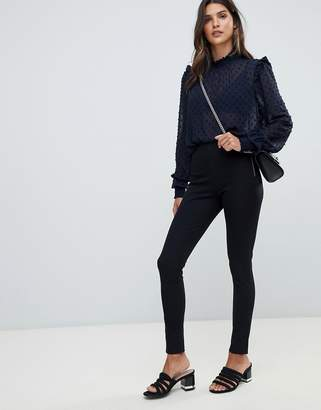 French Connection Skinny Stretch Twill Trousers