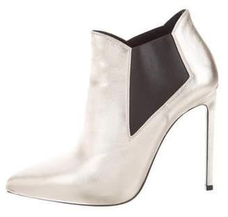 Saint Laurent Paris 110 Ankle Boots
