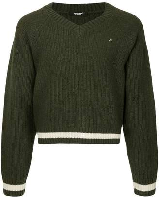 Undercover knit pullover