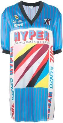 Kenzo Hyper T-shirt dress