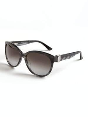 Salvatore Ferragamo Colorblock Tea Cup sunglasses nzlj9CY
