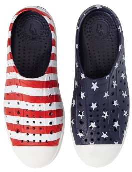 Toddler Native Shoes Jefferson Perforated Slip-On $45 thestylecure.com