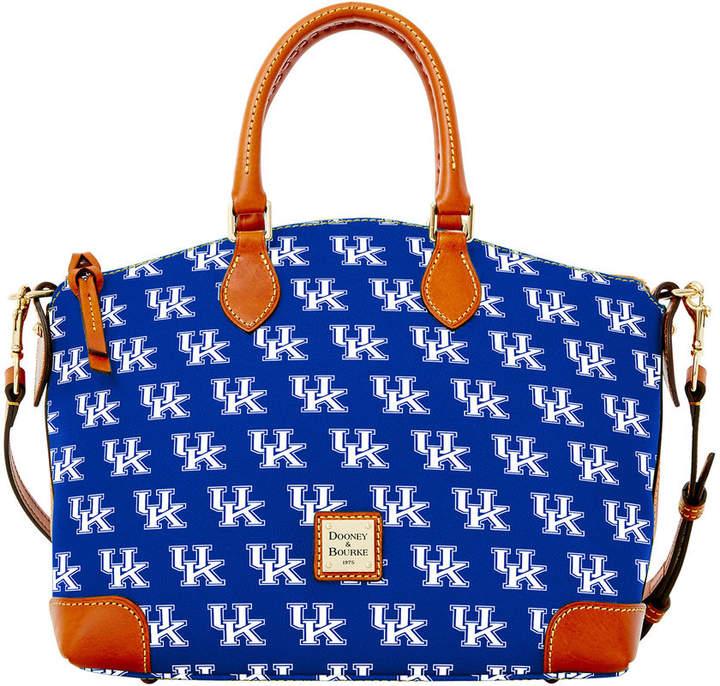 Dooney & Bourke NCAA Kentucky Satchel - KENTUCKY - STYLE