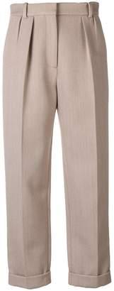 Victoria Beckham high-waist tailored trousers