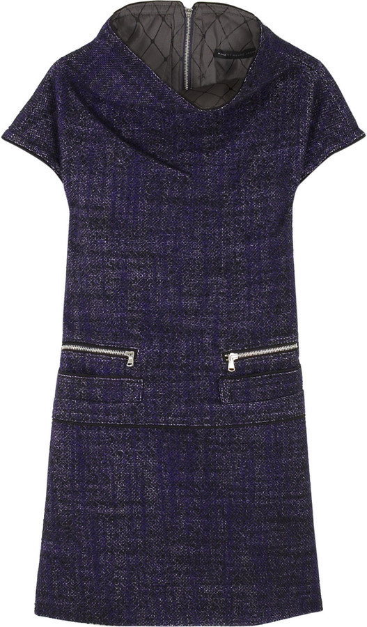 Marc by Marc Jacobs Bramble tweed dress