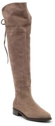Aquatalia Nicki Suede Knee-High Boot
