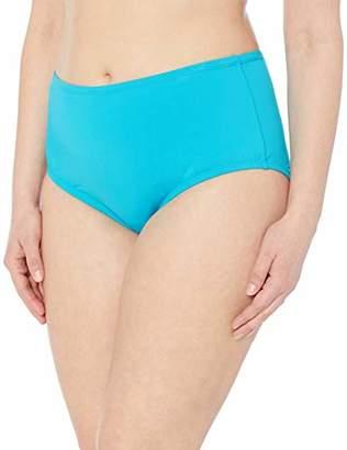 BEACH HOUSE WOMAN Women's Plus Size High Waisted Bikini Bottom Swimsuit