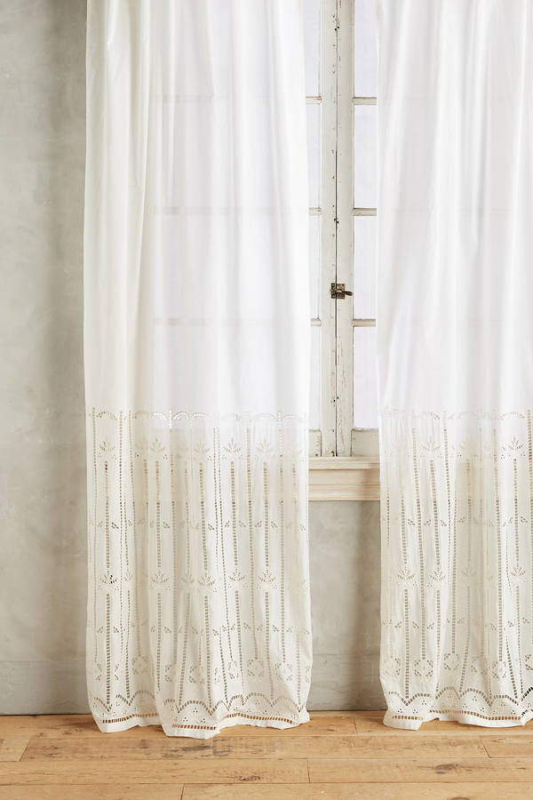 Anthropologie Anthropologie Emile Striped Curtain