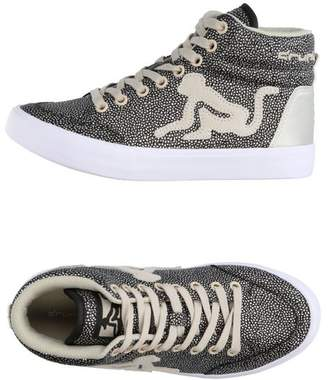 Drunknmunky High-tops & sneakers