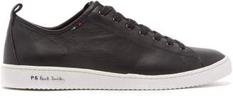 Paul Smith PS Miyata leather trainers