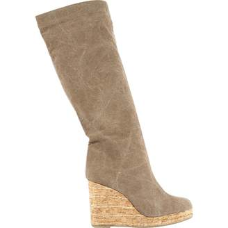 Castaner Cloth boots