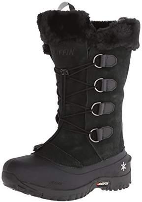 Baffin Women's Kristi Insulated Suede Winter Boot