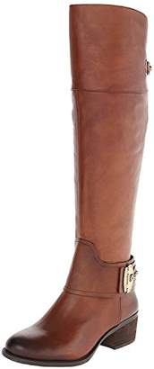 Vince Camuto Women's Beatrix-Wide Harness Boot: Wide Calf