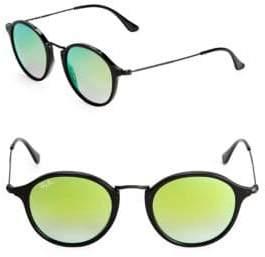 Ray-Ban 49MM Classic Round Sunglasses