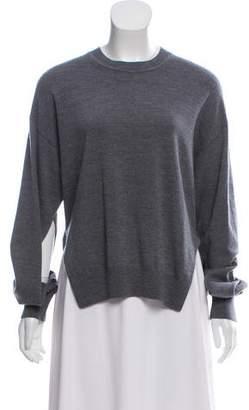 Alexander Wang Merino Wool Slit Sweater w/ Tags