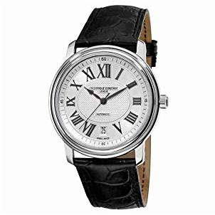Frederique Constant Men's FC-303NM4P6 Persuasion Heart Beat Roman Numerals Dial Watch