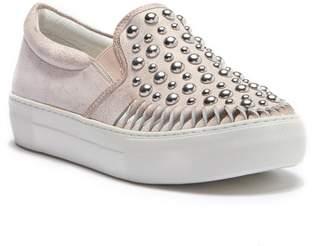 J\u002FSlides AZT Studded Slip-On Sneaker