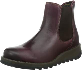 Fly London Women's Salv Ankle Bootie