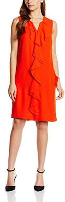 Sinéquanone Women's R2728 Cocktail Sleeveless Party Dress - Red - 8