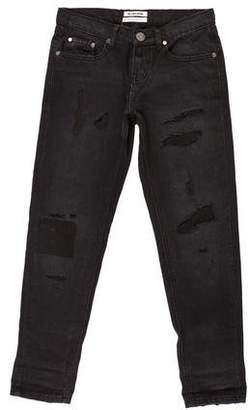 One Teaspoon Mid-Rise Awesome Baggie Jeans w/ Tags