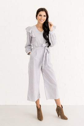 Everyday ShopRachel Parcell Capri Sky Jumpsuit