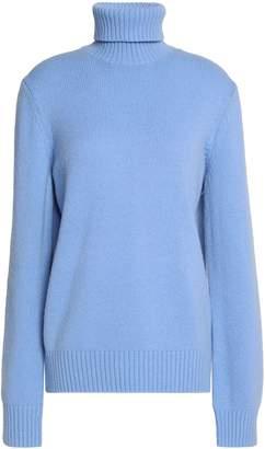 Michael Kors (マイケル コース) - Michael Kors Collection リブ編み ブラッシュドメリノウール混 タートルネックセーター