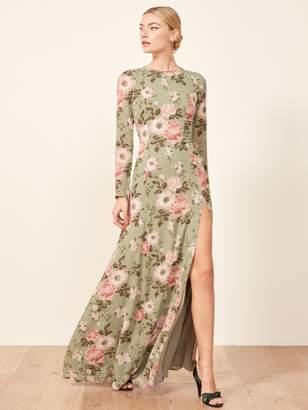 Reformation Carmel Dress