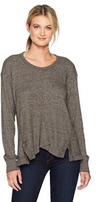 Wilt Women's Vented Big Sweatshirt
