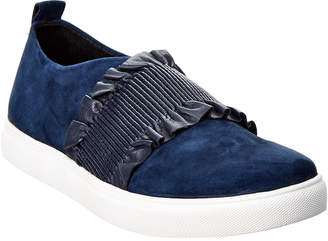 Donald J Pliner Samie Suede Sneaker