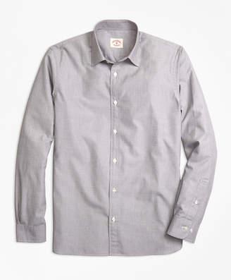 Brooks Brothers Nine-to-Nine Spread Collar Shirt