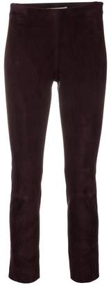 Vince stretch cropped trousers