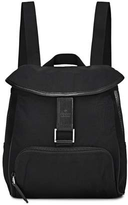 Gucci Black Nylon Backpack