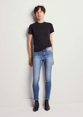 Acne Studios Skin 5 Raw Jeans