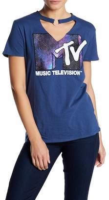 Freeze MTV Choker Tee Shirt