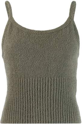 Our Legacy ribbed cami top