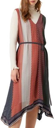 French Connection Caprice Sleeveless Midi Dress