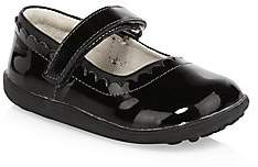 See Kai Run Baby's, Little Girl's & Girl's Jane II Patent Leather Mary Jane