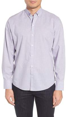 Zachary Prell Drozdov Plaid Sport Shirt