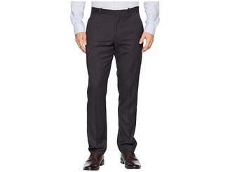Perry Ellis Slim Fit Washable Plaid Tech Suit Pants