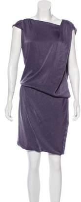 Bird by Juicy Couture Asymmetrical Midi Dress