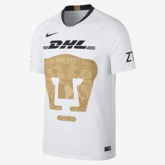 Nike 2018/19 Pumas UNAM Stadium Home Men's Soccer Jersey
